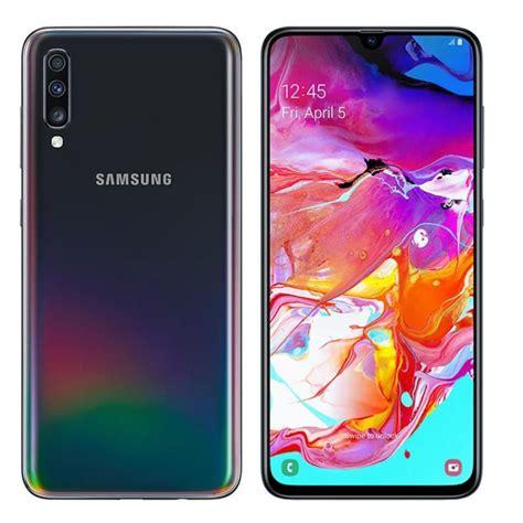 Samsung Galaxy A80 Uae by Samsung Galaxy A70 128gb 4g Dual Sim Black