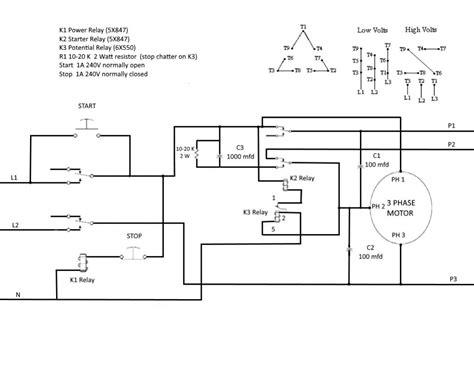leland faraday motor wiring diagram wiring diagram with