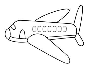 Air Plan Of Template
