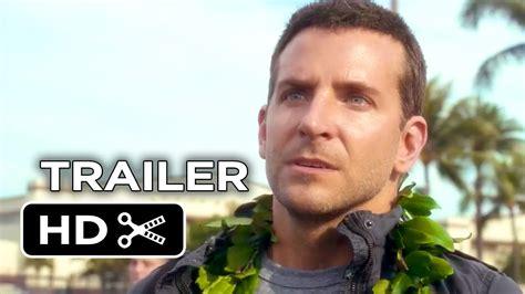 nonton film emma stone aloha official trailer 1 2015 bradley cooper emma