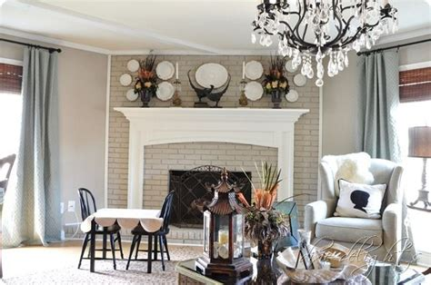 paint color benjamin hearth fireplace