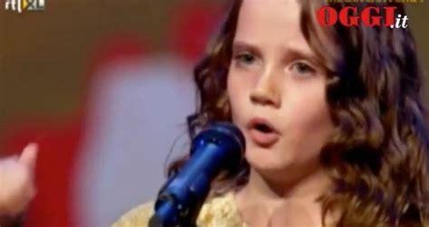 quanti dischi ha venduto vasco incredibile bimba prodigio ha 9 anni ma canta l