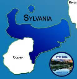 sylvania map sylvania wikination lovia