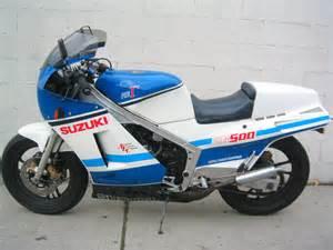 Rg500 Suzuki Garage Company 1986 Suzuki Rg500 Gamma