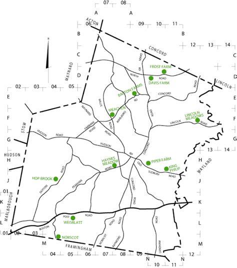 sudbury conservation lands 187 sudbury