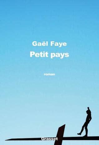 book review petit pays by ga 235 l faye mboten