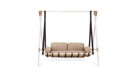 divano a dondolo un divano a dondolo design