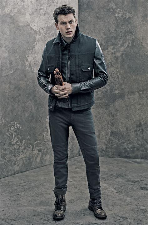 Beckham Vovolia 9810 1 Leather new david beckham designs for belstaff how to spend it