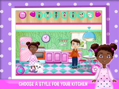 real doll house games doll house games for girls design your play home on the app store