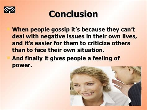 how to stop participating in office gossip how to deal with gossip