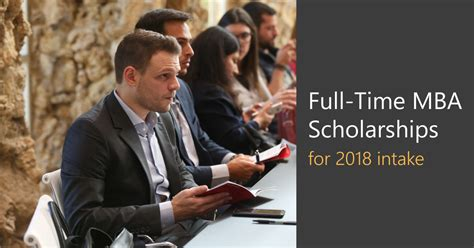 Mba Scholarships Consultant by Time Mba Scholarships For 2018 Intake Luiss
