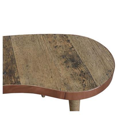 Vintage Style Coffee Table Vintage Vintage Style Furniture Coffee Table Pine Wood Copper