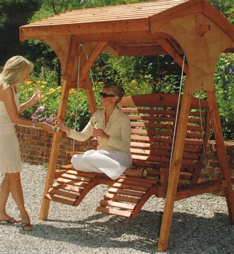uk swing garden swing seats afk marketing ltd wooden garden furniture