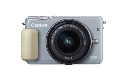 New Arrival Leather For Canon Eos M10 Kit 15 45mm eos m10 ef m 15 45mm f 3 5 6 3 is stm kit gray canon