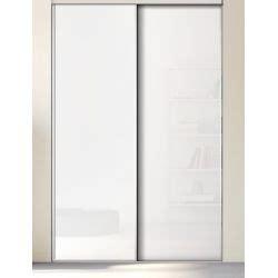 Porte Coulissante Pour Dressing 836 by Kazed 2 Portes Influence Miroir Achat En Ligne