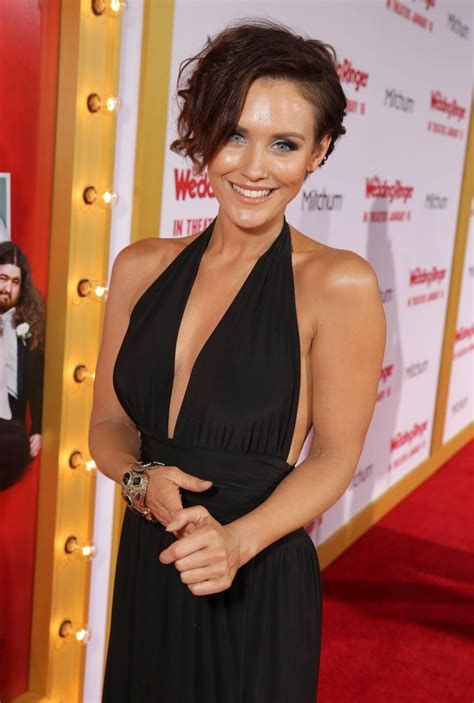 The Wedding Ringer by Nicky Whelan The Wedding Ringer Premiere In