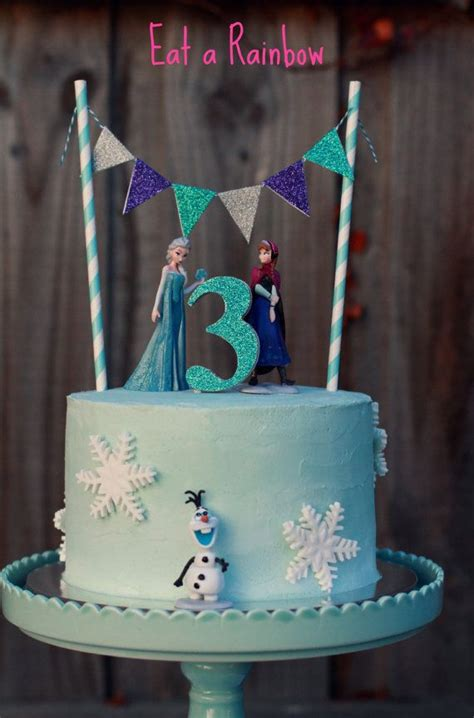 frozen cake ideas  pinterest disney frozen cake frozen birthday cake  frozen