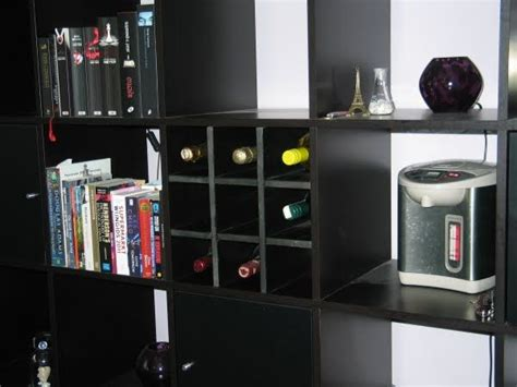 kallax wine rack 17 best images about ikea expedit kallax ideas on