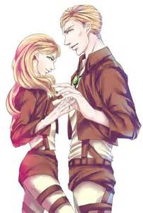 Her manager fem erwin x male reader au by rukia2011 on deviantart