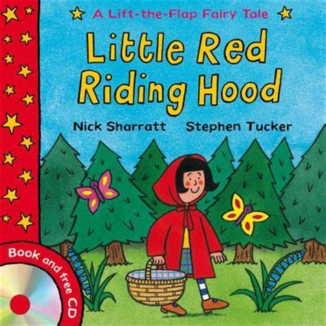 little red riding hood english fairy tale for kids youtube lift the flap fairy tales little red riding hood