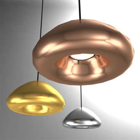 Modern Bedroom Ceiling Lights Tom Dixon Void Lamp 3d Model Formfonts 3d Models Amp Textures