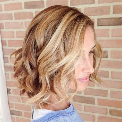caramel and blondebob styles 40 banging blonde bob and blonde lob hairstyles