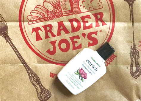 Moisturizing Enrich By Trader Joes trader joe s enrich moisturizing lotion broad spectrum spf 15