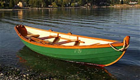 harvey dory boat dory in a beam sea