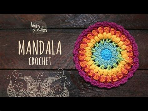 Mandala Pattern Youtube | tutorial mandala crochet youtube