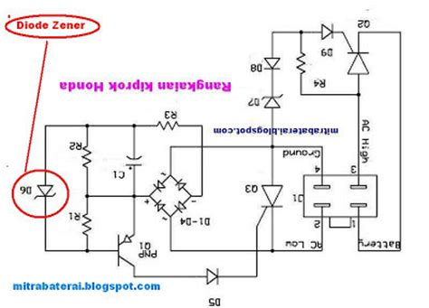 wiring diagram pengapian honda grand k