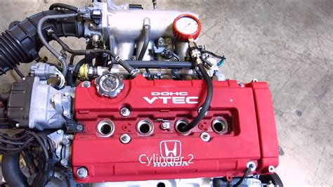 Honda Civic Vtec Aufkleber by Demupai Honda I Vtec Dohc Wagen Aufkleber Rot