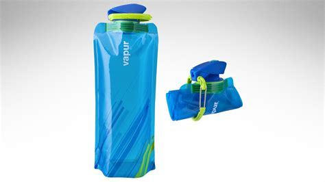 travel water bottle travel tech review collapsible water bottles