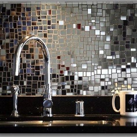 stick on mirror tiles bathroom backsplash stick on search interiors ﺕ