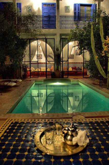 marrakesh wanderlust pinterest riad des cigognes 2 by laurentlouis46 via flickr