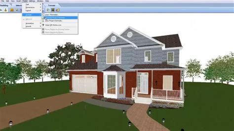 virtual outside home design hgtv ultimate home design software youtube
