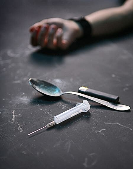 Rehab Detox Methods From Heroin White Pill Dissolves by Identifying Heroin Paraphernalia Foil Spoons And More