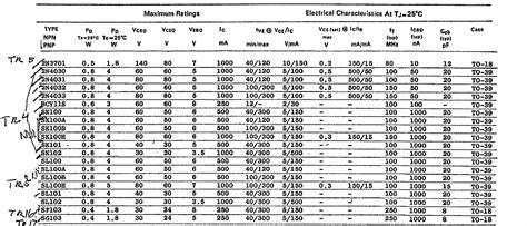 c930 transistor equivalent transistor bc547 equivalent 28 images simple bc547 transistor tester por xenonic favorito