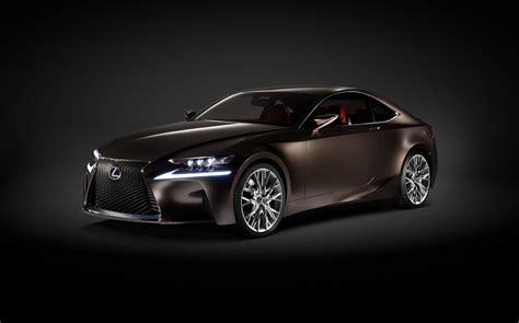 lexus concept coupe lexus cars news lf cc concept unveiled at paris motor show