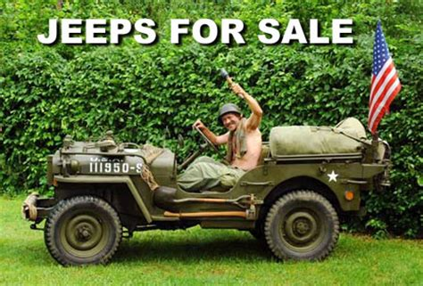 Willys Jeep Spares Uk Ww2 Jeeps For Sale World War 2 Vehicles For Sale