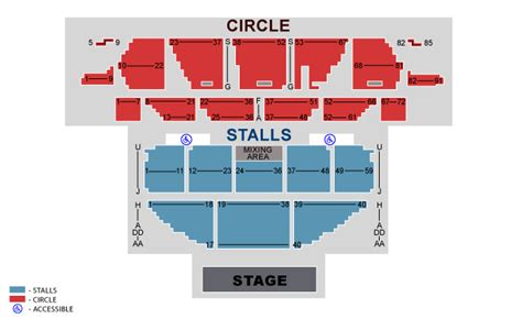 Mayflower Floor Plan by The Australian Pink Floyd At Liverpool Empire Liverpool