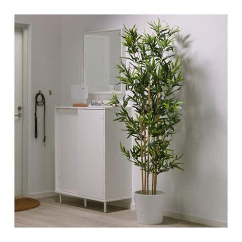 artificial bathroom plants fejka artificial potted plant bamboo bamboo bathroom