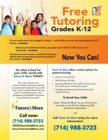 best photos of tutoring flyer template word private