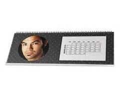 calendari da scrivania calendari da scrivania grey view fotoregali