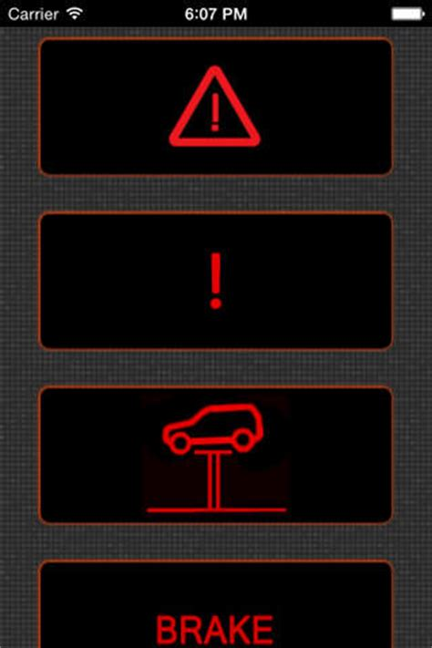 Mini C Cooper D Must Have Zd 31 by All About App For Mini Cooper Mini Cooper Warning Lights
