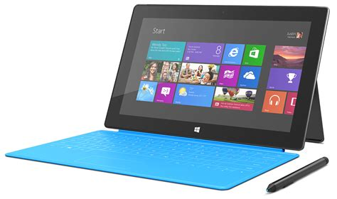 Tablet Microsoft Surface Windows 8 microsoft surface pro receives windows 8 1 improvements