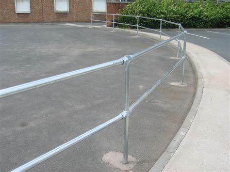 Tubular Handrails sectors cion fencing
