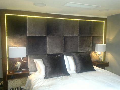 wall panel headboards headboards wall panels contemporary bedroom kent