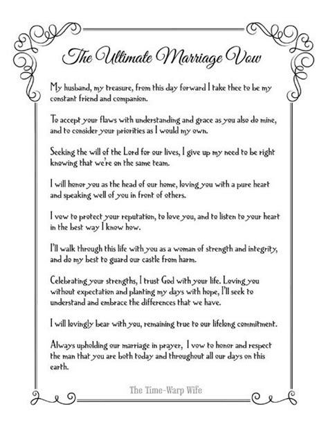 christian wedding vows best photos   Page 4 of 4   Cute