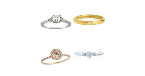 10 Gorgeous Engagement Rings Under $1000   POPSUGAR Fashion