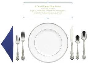 formal dinner place setting 15 minute party planner